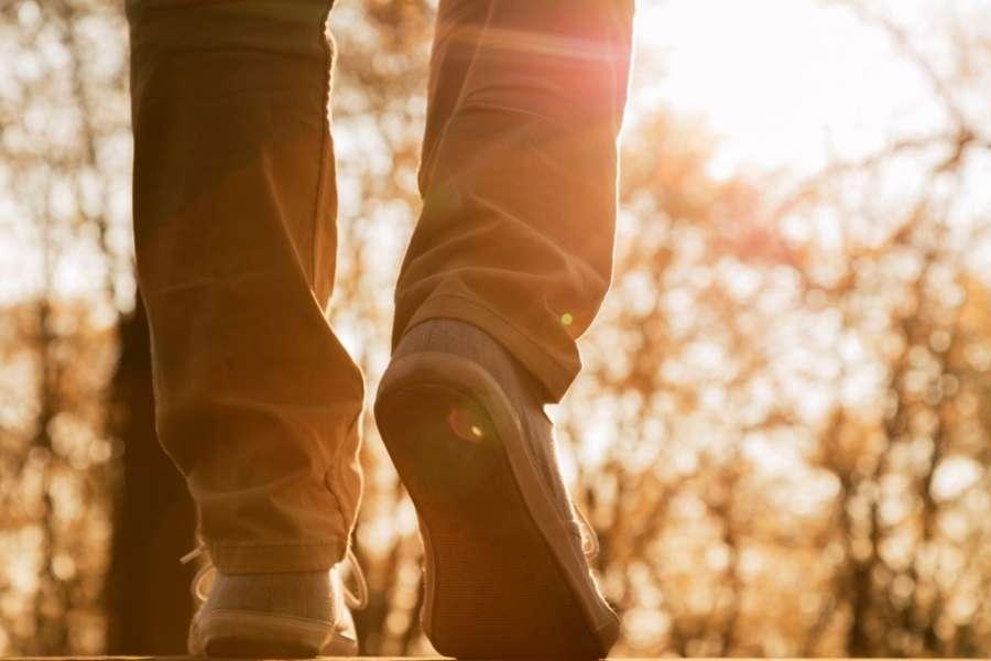 Περπάτησέ το...